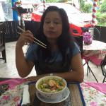 auch das Thai Essen ist ein Genuss!