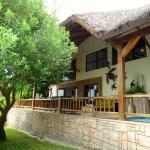 Villas - All sea facing with Deck area & pool