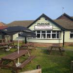 The Plough - Beer Garden and Parking