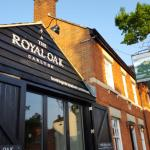 The Royal Oak, Carlton, Bedfordshire - real ale and fine food