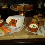 Chicken Starter and Wings