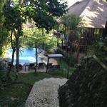 Petit coin de paradis niché dans les hauteurs de ubud . Nous avons adoré notre séjour là-bas (2