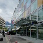 Radisson Blu Hotel, Luzern Foto