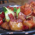Chairman Mao's Red-braised Pork