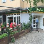 Cafe Uferlos Foto