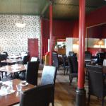 The Trading Rooms Restaurant Foto