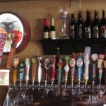 70 Beers on tap at J P Henleys