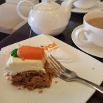 Carrott cake scrumptious