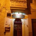 The Entrance to Ta Cardona