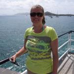 St Thomas to Cruz Bay ferry 7