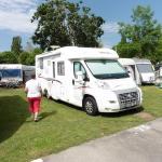 Camping de Vidy Foto