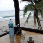 Montezuma restaurant's view