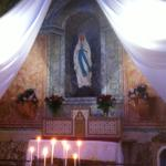 Église Saint-Raymond-Nonnat, Le Pradet (Var, Provence-Alpes-Côte d'Azur), France.