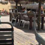 Outrigger Tiki Bar and Deckside Cafe Foto