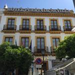 Foto di Hotel Puerta de Sevilla