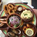 Restaurant Latinos Foto