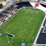 Vista aérea do Estádio