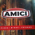 Φωτογραφία: Amici Italian Cafe