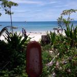 Magnum by the beach