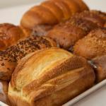 Variey of roti keset (roti sobek)