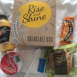 Breakfast in a box, disgusting