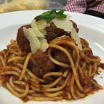 Nona's Italian Meatballs