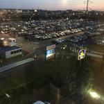 Newark sunset.