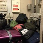 Gepäckraum
