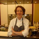 Küchenchefin Erika Bergheim