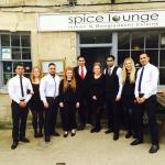 The Spice Lounge team