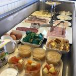 Petit-déjeuner - Breakfast Buffet