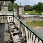 City Gate balcony