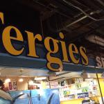Fergies Seafood Market located in the Forks Market. Best Fish in city!!