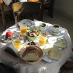 Breakfast at Amanda