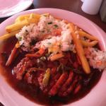 Amazing food thankyou
