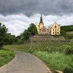 Ganz in der Nähe: Schloss Arenfels