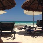 Om Tulum Hotel Cabanas and Beach Club Foto