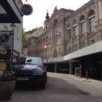 Hotel Am Friedrichsbad mit Prager Stuben Foto