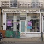 The front of the Millennium Balti in Bath Street Royal Leamington Spa