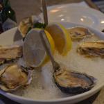 Leckere Austern