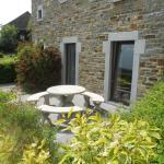 Une des terrasses privative