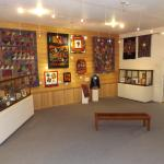 A special exhibit at the Latimer Quilt & Textile Center