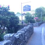 Waterfall Lodge Foto