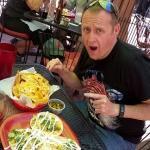Massive bowl of nachos :)