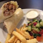 Turkish Doner Kebab (Shawarma)