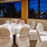 Lavender Bay Wedding Setup