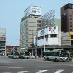 Foto de Toyoko Inn Aomori-Eki Shomenguchi