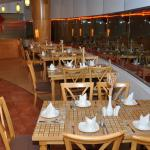 Scenic views and beautiful ambience to enjoy your evening meals