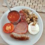 Superb breakfast