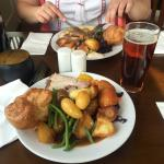 Fantastic Sunday carvery